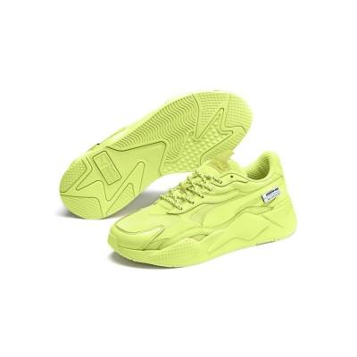 【プーマ】 メルセデス MAPM RS-X3 スニーカー メンズ SUNNYLIME-SUNNYLIME 26 PUMA