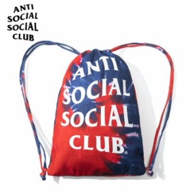 Anti Social Social Club アンチソーシャルソーシャルクラブ Estilo Hippie Tie Dye Blue Bag バッグ リュック メンズ レディース ユニセ