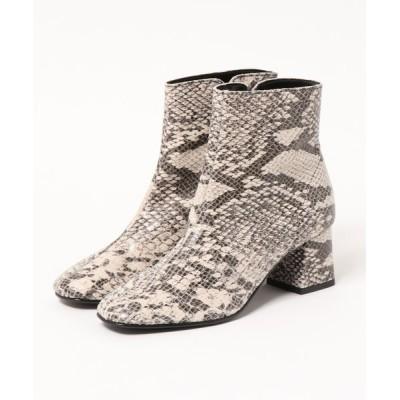 COTORICA. / 【ENESS】 Python Boots WOMEN シューズ > ブーツ