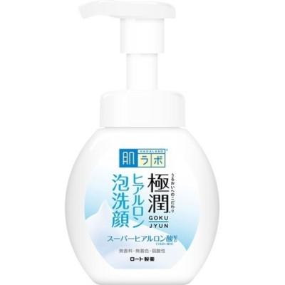 肌ラボ 極潤 ヒアルロン泡洗顔 (160ml)