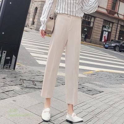 CBAFU OL スタイル 女性 パンツハイウエストカジュアル鉛筆パンツエレガントな作業ズボン女性パンタロン 女性 足首丈パンツ d616 グループ上 レディース衣服
