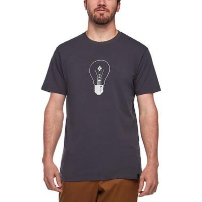 ブラックダイヤモンド Tシャツ メンズ トップス Black Diamond Men's Idea Tee Carbon