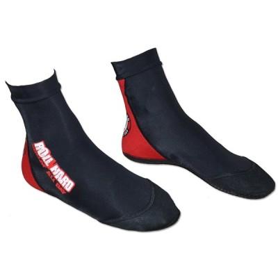 ROLL HARD MMA Grappling Training Socks for Jiu Jitsu, Grappling, Wrest