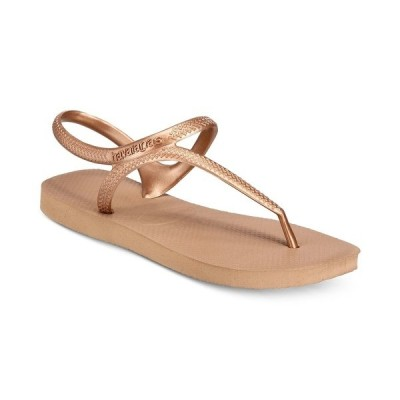 ハワイアナス サンダル シューズ レディース Women's Flash Urban Flip-Flop Sandals Rose Gold