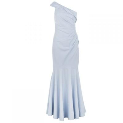 ジャーロ Jarlo レディース ワンピース ワンピース・ドレス Gina Maxi Dress BLUE
