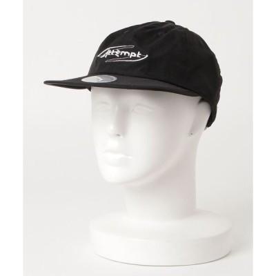 帽子 キャップ PUMA X ATTEMPT CAP (BLACK)