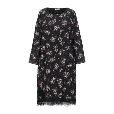 リュー ジョー LIU •JO ミニワンピース&ドレス ブラック 38 ポリエステル 96% / ポリウレタン 4% ミニワンピース&ドレス