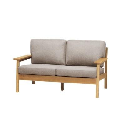 シーヴ マージ ソファ 2人掛け グレーホワイト SIEVE merge sofa 2seater grey white / おしゃれ