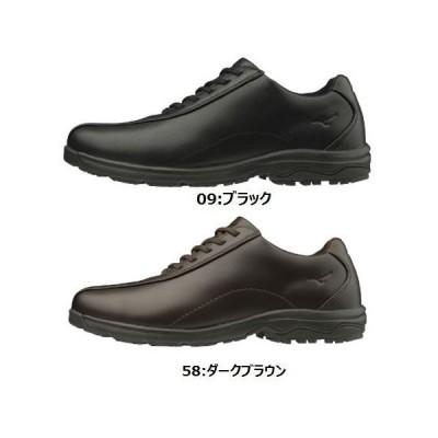 【送料無料】MIZUNO ミズノ ウォーキングシューズ LD40 V SW B1GC1918 通勤 ビジネス 散歩 旅行 メンズ 幅広 ワイド 4E相当