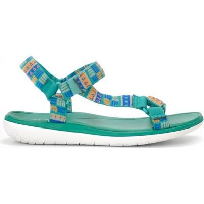 トゥエンティーエイトシューズ Twenty Eight Shoes レディース サンダル・ミュール シューズ・靴 Eva Waterproof Sandals Jd16 Turquoise