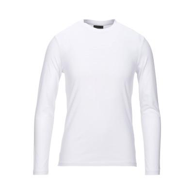 エンポリオ アルマーニ EMPORIO ARMANI T シャツ ホワイト M コットン 100% T シャツ