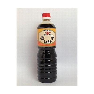 河村醤油 豪華しょうゆ1000ml×6本
