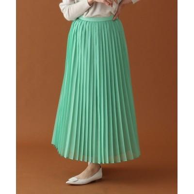 DRESSTERIOR(Ladies)(ドレステリア(レディース)) ◆AURALEE(オーラリー) ウール混プリーツスカート