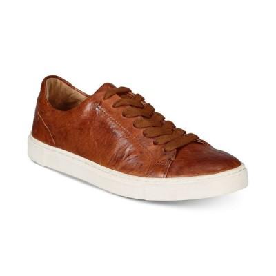 フライ Frye レディース スニーカー シューズ・靴 Ivy Low Lace Sneakers Cognac