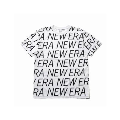 ニューエラ(NEW ERA) Tシャツ 半袖 メンズ テック オールオーバー 12375705 オンライン価格 (メンズ)