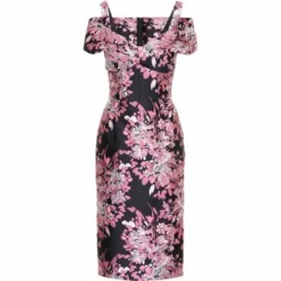 ドルチェandガッバーナ Dolce and Gabbana レディース ワンピース ワンピース・ドレス Brocade sheath dress Pink Jacquard