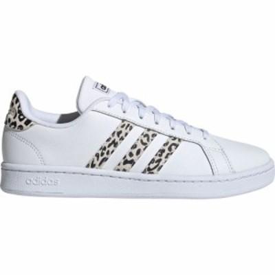 アディダス adidas レディース シューズ・靴 Grand Court Shoes White/Print