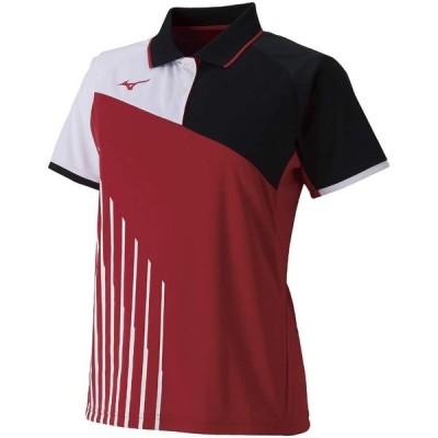MIZUNO ゲームシャツ(ウィメンズ) 品番:62JA9213 カラー:65 サイズ:L