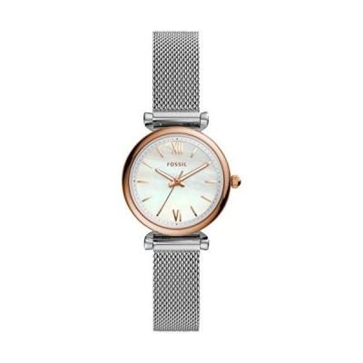 [フォッシル] 腕時計 CARLIE MINI ES4614 レディース 正規輸入品
