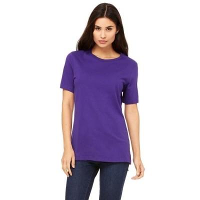 レディース 衣類 トップス Women's Jersey Short-Sleeve T-Shirt Tシャツ