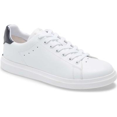 トリー バーチ TORY BURCH レディース スニーカー シューズ・靴 Howell Sneaker Titanium White/Tory Navy