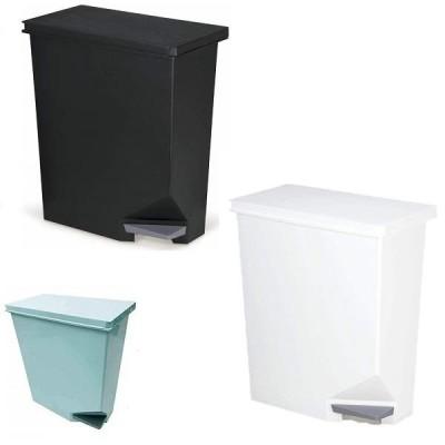 ゴミ箱 おしゃれ ごみ箱 ペダル ダストボックス シンプル ユニードスイッチペタル35型 (TBO)(CQB27)