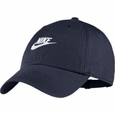 ナイキ Nike メンズ キャップ 帽子 H86 Futura Washed Cap Obsidian/Obsidian/White