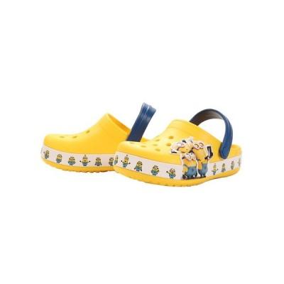 クロックス(crocs) キッズ サンダル ファン ラブ ミニオンズ マルチ クロッグ 205512-730 オンライン価格 (キッズ)