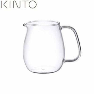 P10倍 KINTO UNITEA ジャグ L ガラス 720ml 8294 キントー ユニティ
