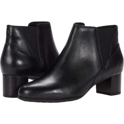 アラヴォン Aravon レディース ブーツ シューズ・靴 Career Dress Chelsea Black