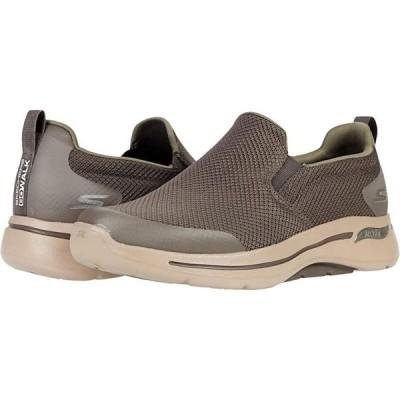 スケッチャーズ Go Walk Arch Fit - Togpath メンズ スニーカー 靴 シューズ Taupe
