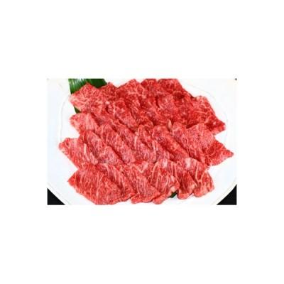 ふるさと納税 宇土市 【肉三代目】熊本県産 黒毛和牛 焼肉用500g