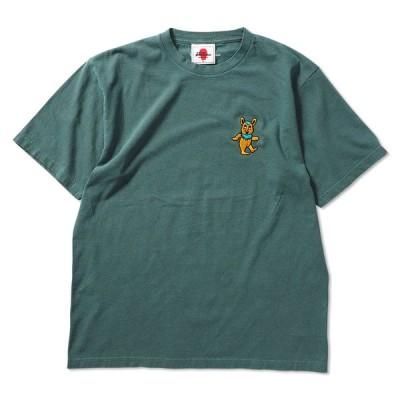 【PUNK DRUNKERS】グレイトフルマッポ刺繍TEE PDS-21027 パンクドランカーズ パロディTシャツ 刺繍