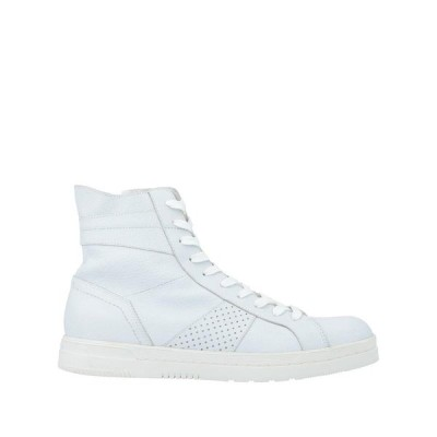 CRIME London スニーカー  メンズファッション  メンズシューズ、紳士靴  スニーカー ホワイト