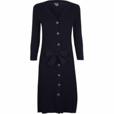 バブアー Barbour レディース ワンピース ワンピース・ドレス Aria Dress Navy
