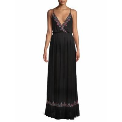 ラーガ レディース ワンピース Bandita Surplice Maxi Dress