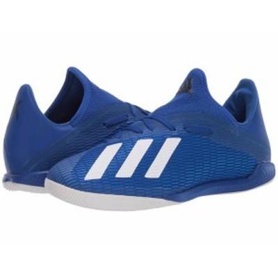 アディダス メンズ スニーカー シューズ X 19.3 IN Team Royal Blue/Footwear White/Core Black