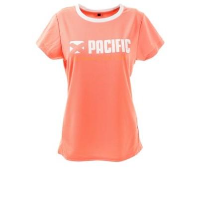 パシフィック(PACIFIC)Tシャツ レディース 半袖 ドライプラス ヒートスクリーン PT20SW617 PCL