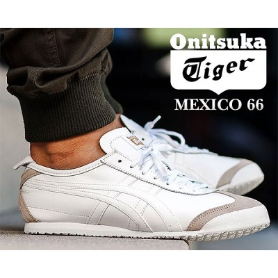 【オニツカタイガー メキシコ 66】Onitsuka Tiger MEXICO 66 WHITE/WHITE dl408 0101 スニーカー ホワイト