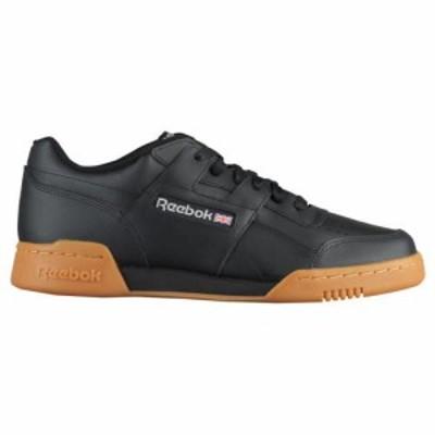 (取寄)リーボック メンズ シューズ ワークアウト プラス Reebok Men's Shoes Workout Plus Black Carbon Classic Red 送料無料