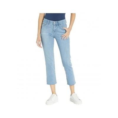 Jag Jeans ジャグジーンズ レディース 女性用 ファッション ジーンズ デニム Ruby Straight Denim Crop Pants in Island Blue - Island Blue