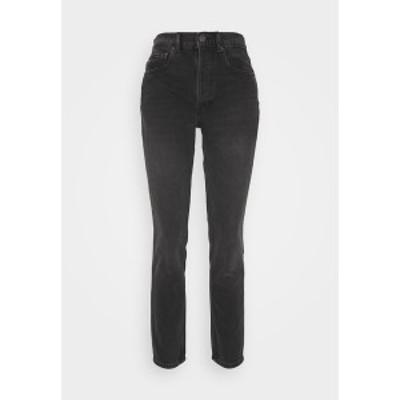 ボーイッシュ レディース デニムパンツ ボトムス THE BILLY - Slim fit jeans - dark grey dark grey