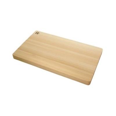 ダイワ産業 まな板 木製 ひのき 厚型 大きい 42cm