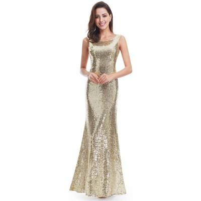 Ever-Pretty ドレス パーティードレス ワンピース 同窓会 結婚式 お呼ばれ パンコール