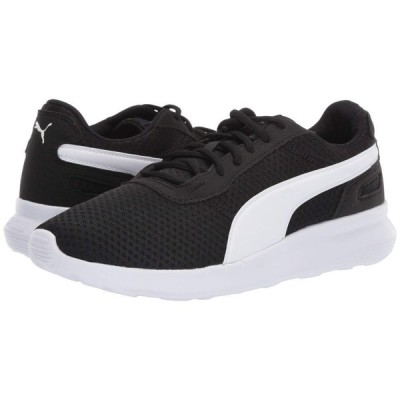 プーマ PUMA メンズ スニーカー シューズ・靴 ST Activate Puma Black/Puma White