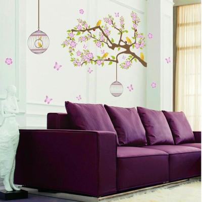 ウォールステッカー 壁紙シール 壁シール ウォールデコレーション 飾り付け DIY 模様替え 傷隠し 壁面装飾 壁装飾 室内装飾 イメージチェンジ 雑