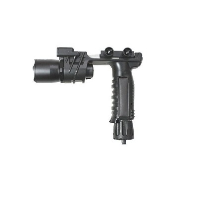 S&T M910タイプ フラッシュライト BK LED STFLM910BKL