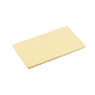 ヨシカワ 日本製 まな板 調理用 ベージュ 39×23cm 抗菌エラストマー 刃当たりソフト 4286002 SJ1495