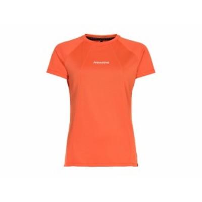 ニューライン:【レディース】ブラック テック Tシャツ【newline BLACK TECH TEE スポーツ フィットネス 半袖 Tシャツ】
