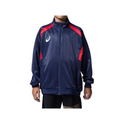 アシックス(asics) サッカー・フットサル Jr.トレーニングジャケット ジュニア 2104A019-400 キッズ・ジュニア